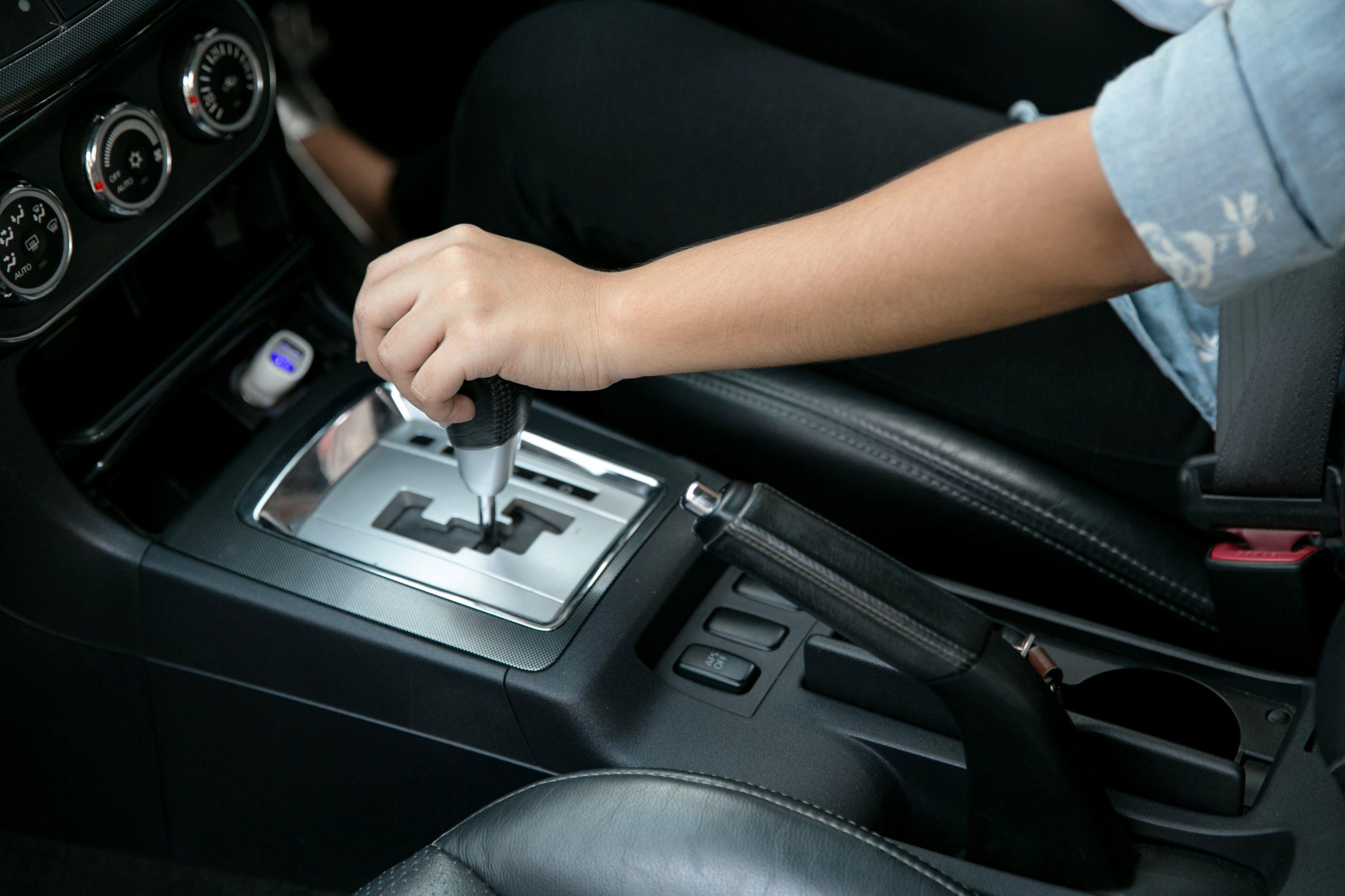 automatic gear change